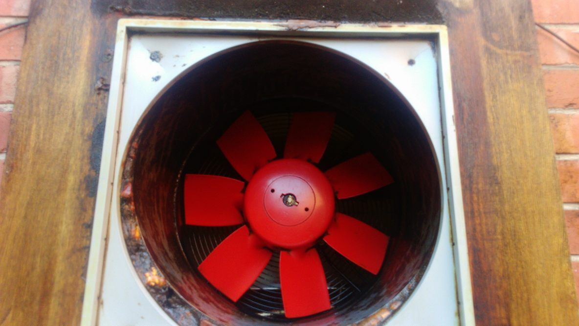 Extractor Fan Cleaning Durham