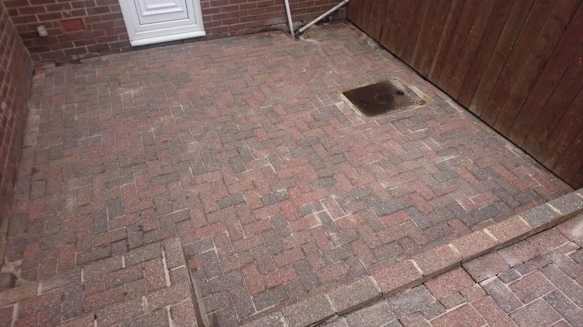 Driveway Cleaning Sunderland