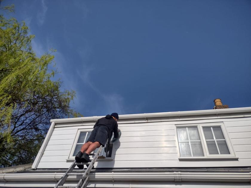 Gutter Cleaning in Sunderland