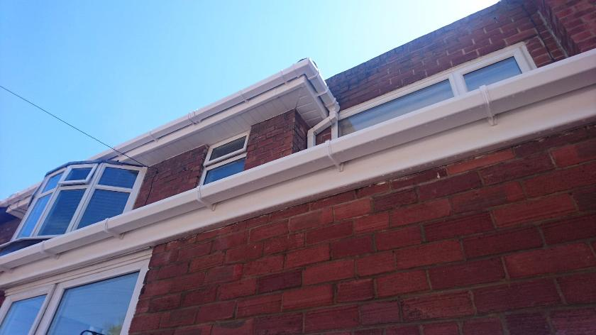 upvc Gutter Cleaning Sunderland
