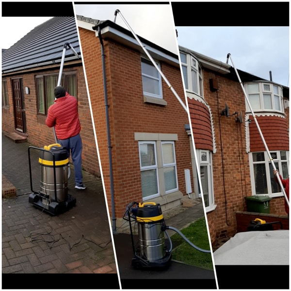 Gutter Cleaning Sunderland