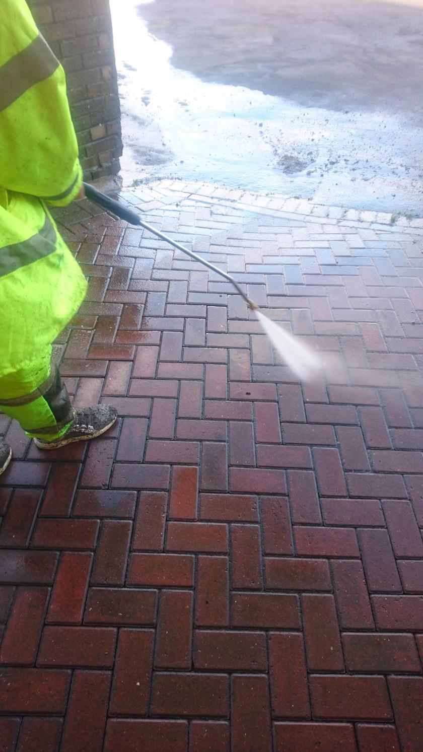 High Pressure Cleaning Sunderland